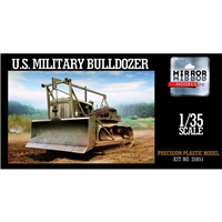 US Military Bulldozer