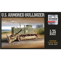 US Armoured Bulldozer