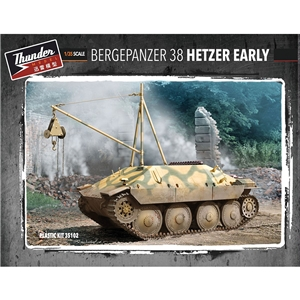 Bergepanzer 38 Hetzer Early