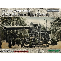 M1 WW11 German 35.5 cm Super Heavy Howitzer