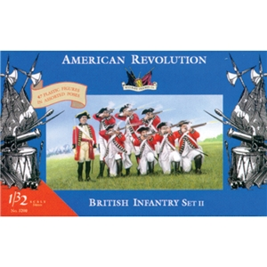 British Infantry - American Revolution Series II