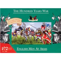 English Men At Arms 1400AD - 100 Years War