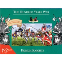 French Knights 1400AD - 100 Years War