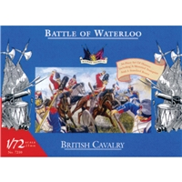 British Cavalry - Waterloo (ex-Airfix)