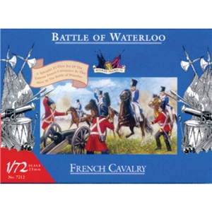 French Cavalry - Waterloo (ex-Airfix)