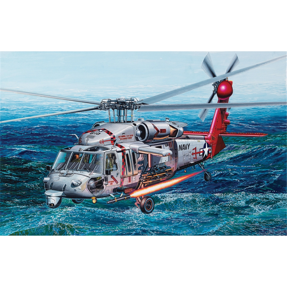 MH-60S US Navy HSC-9 'Tridents'