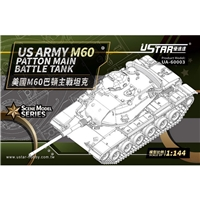 US Army M60 Patton Main Battle Tank