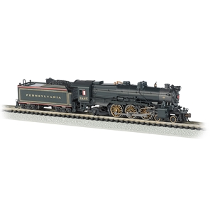 N Scale Steam Locomotives