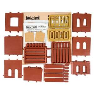 HO/OO Scale Modular Option Packs