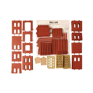 HO Scale Modular Building Kits