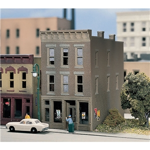 N Scale Building Kits