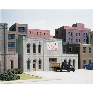 O Scale Modular Building Kits