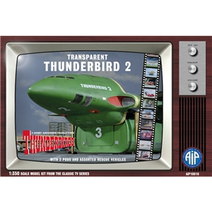 Transparent Thunderbird 2