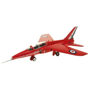 Folland Gnat T.1 RAF Red Arrows XR977 Preserved Cosford Museum