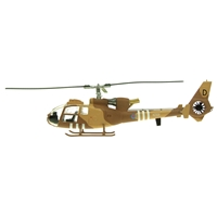 Westland Gazelle AH.1 Army Air Corps Desert Storm Operation Granby ZX3