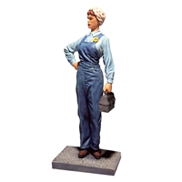 Rosie The Riveter, 1941-1945