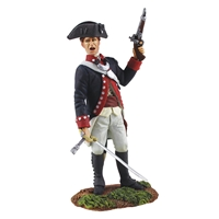 Continental Army 1st American Regiment Officer №1