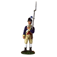 Washington's Bodyguard at Support Arms