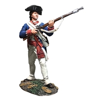 Continental Line/1st American Regiment NCO, 1779-87