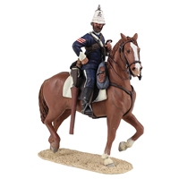 Natal Carbineer Sergeant Mounted №.1