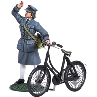 RAF Commemorative Set - WAAF with Bicycle, 1943