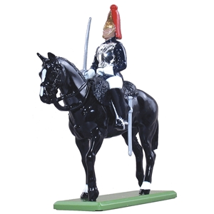Blues and Royals Mounted