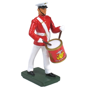 United States Marine Corps Commandant's Own Side Drummer