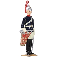 British Blues and Royals Trumpeter on Foot