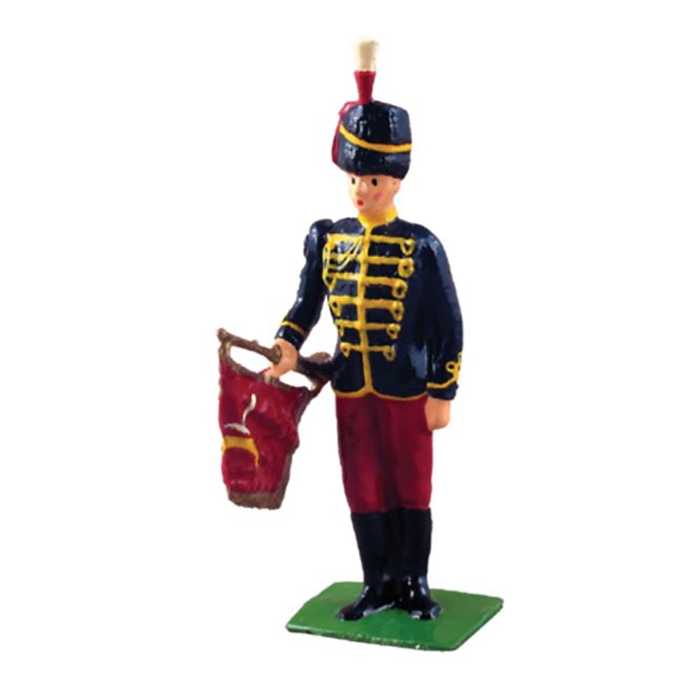 B50027C Archive Collection / 11th Hussar Bugler (Gloss)