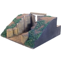 18th/19th Century Redoubt Gate Section - 3 Piece Set