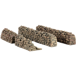 Rorke's Drift Kraal Straight Sections - 4 Piece Set
