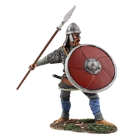 Saxon Warrior Shield Wall Defender №2