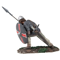 Saxon Shield Wall Defender No. 3 (Alwin)