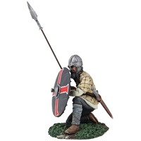 Saxon Shield Wall Defender No. 4 (Daegal)