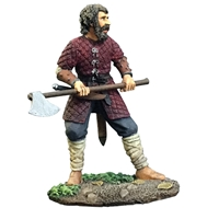 Saxon/Viking Warrior with Axe (Carl)