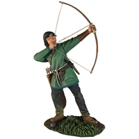 Saxon Archer No.3 Arrow Loosed (Scotend)