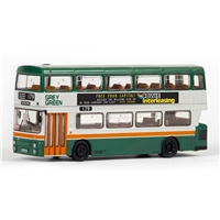 E29012 GM Standard Fleetline Bus Grey Green - Barking 179