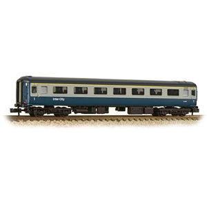 BR Mk2F FO First Open BR Blue & Grey (InterCity)