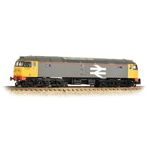 Graham Farish N Scale Class 47/0 47018 BR Railfreight