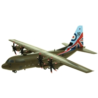 C-130 Hercules RAF ZH883 50 Years Limited Edition
