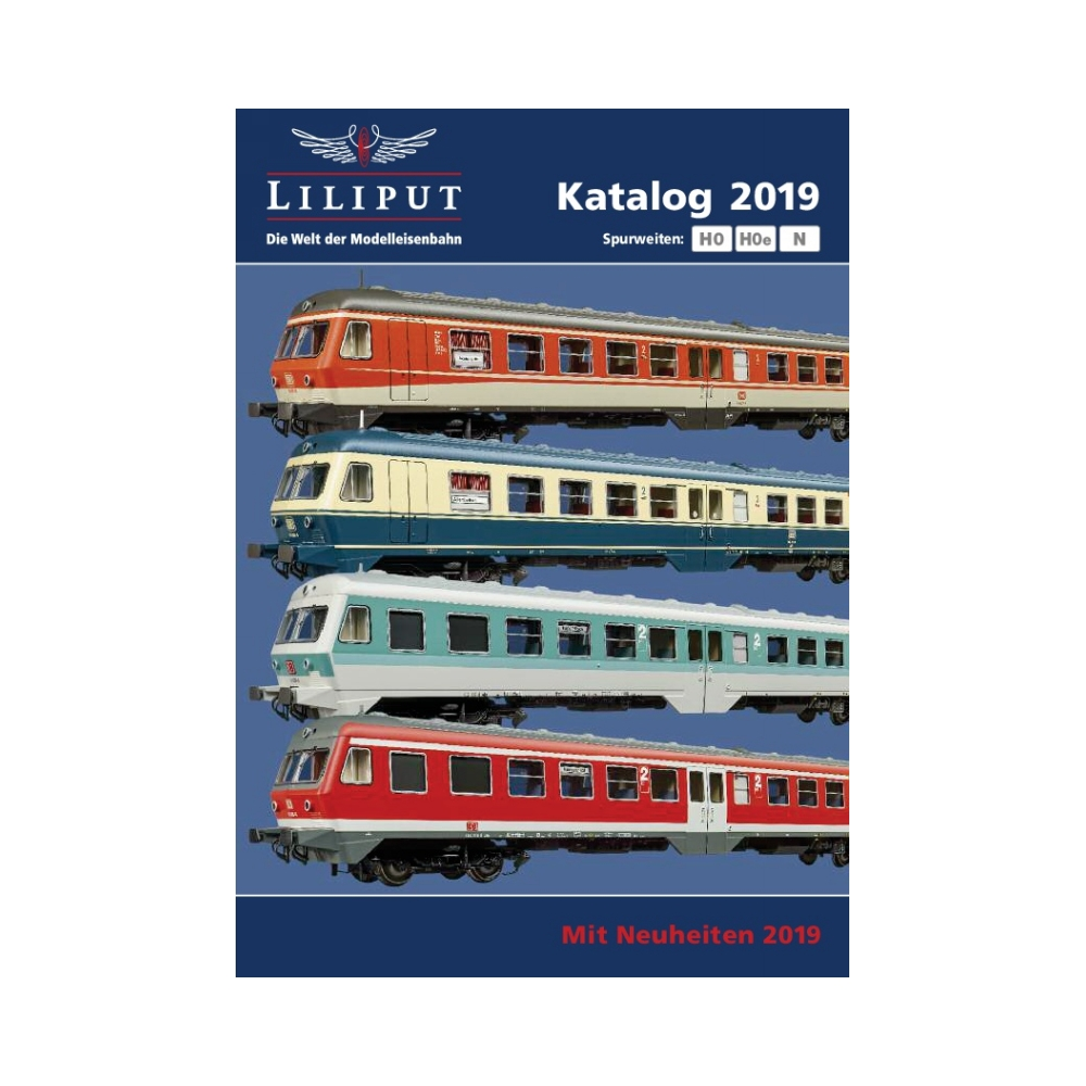 Liliput Catalogue 2019