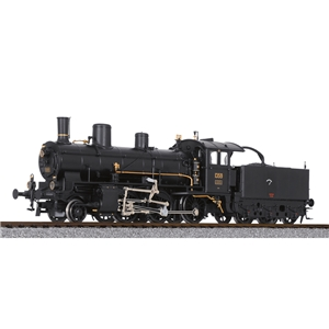 Tender Locomotive B3/4 SBB Ep.I AC