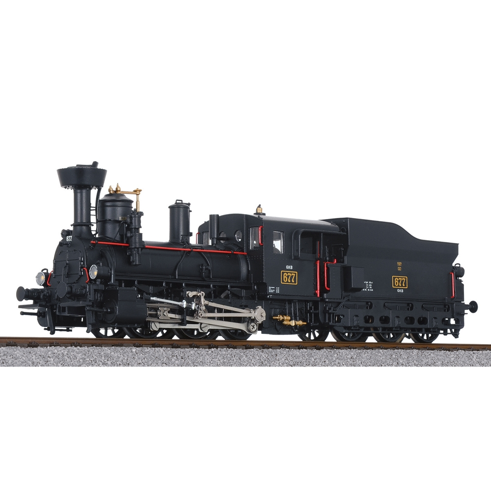 Tender Locomotive 677 GKB Ep.III