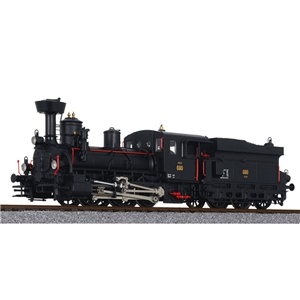 Tender Locomotive Class 680 GKB (Preserved) Ep.III
