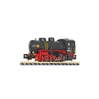 Fireless Steam Locomotive Meiningen Type C UK5 Ep. V