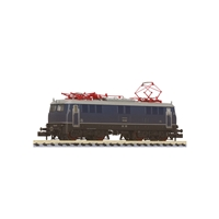 Electric locomotive, E10 001, DB, Ep.III - Weathered