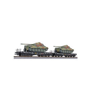 2-unit tank transport set