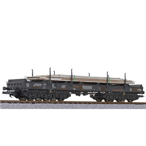 Coil transport wagon type Sahmms 357 NS Ep.V [W]