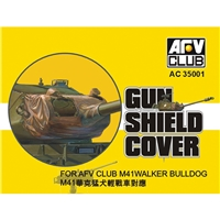 Gun Shield Cover for M41