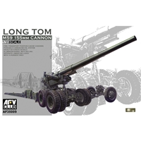 M59 155mm Long Tom Cannon